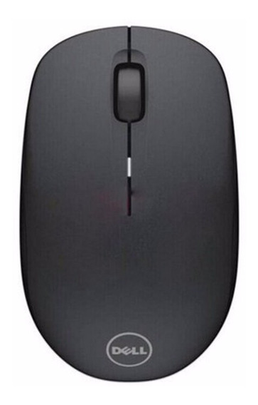 Mouse Óptico S/ Fio Dell Wm126 Fashion 2,4ghz Branco
