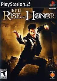 Jet Li Rise To Honor Ps2