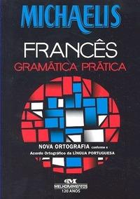 Dicionário Michaelis Francês Gramatica Pratica Frete Gratis