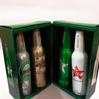 Colección Única Heineken Open Your World Episodes