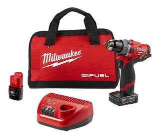 Furadeira De Impacto Milwaukee M12 Fuel Brushless 2504-22
