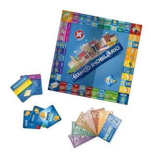 Jogo Banco Imobiliário 16.28.87 Estrela - Azul