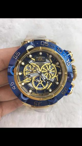 Relógio Invicta Subaqua Novo Azul