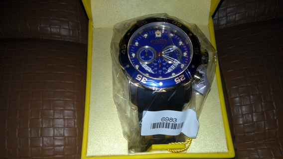 Relógio Invicta Pro Diver 6983 - Ouro 18k