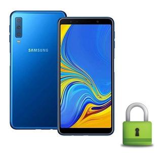 Desbloqueo Liberación Compañia Samsung A7 2018 A750f