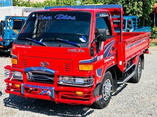 Super Oferta Camion Daihatsu Delta 1995 Cama Cortta Full