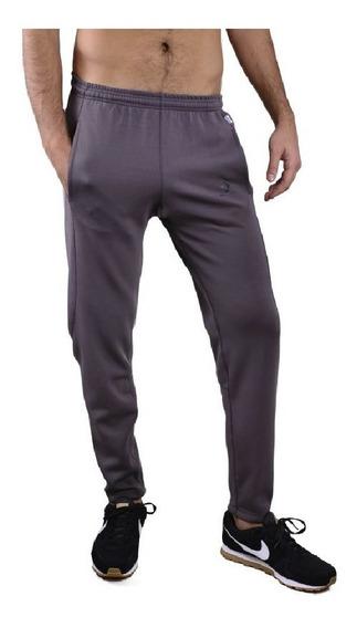 Converse Pantalon Lifestyle Hombre Wordmarx Corey Gris Fkr