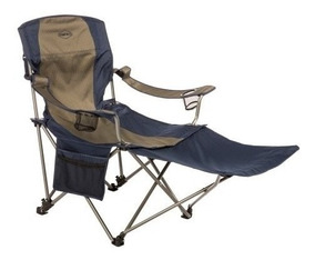 Portátil Camping Reposapiés Silla Con Picnic Portavasos ZuikPX