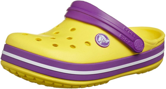 Crocs Crocband Clogs Unisex Talla 10-11