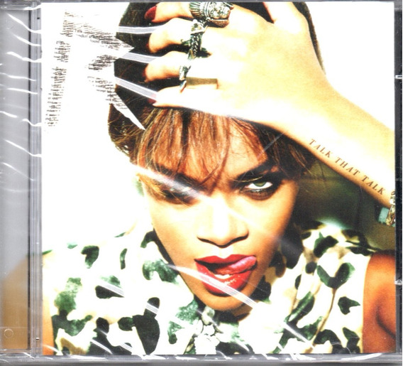 Cd Rihanna - Talk That Talk