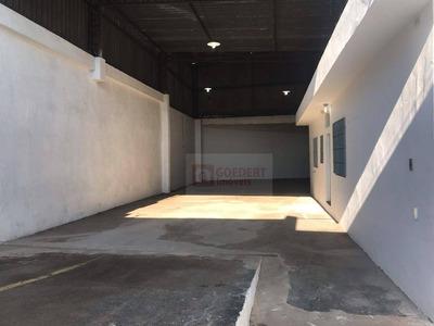Galpão Para Alugar, 215 M² Por R$ 3.500/mês - Cidade Industrial Satélite De São Paulo - Guarulhos/sp - Ga0226