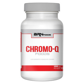 Chromo-q Foods 100 Cápsulas - Brn Foods