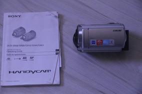 Filmadora Sony Dcr Sr68 Usada Poa