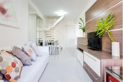 Apartamento Em Campo Grande, Rio De Janeiro/rj De 56m² 2 Quartos À Venda Por R$ 240.000,00 - Ap194899