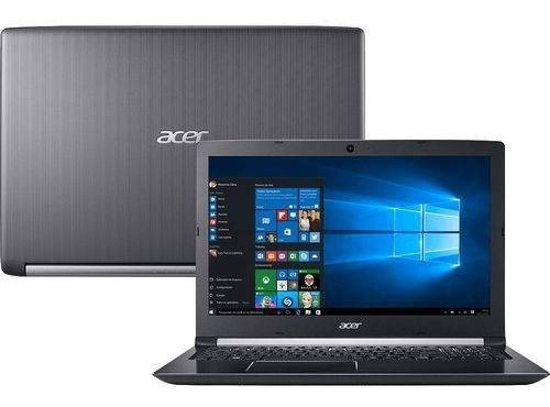 Notebook Acer A515-51-75rv Intel Core I7 8gb 1tb Led 15.6