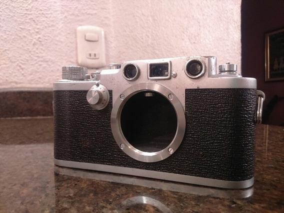 Cámara Tipo Leica Marca Tower Rangefinder 35mm