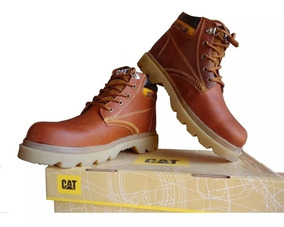 Zapatos Caterpillar Para Hombre 100% Cuero Original