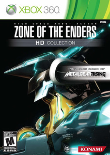 Colección Zone Of The Enders Hd