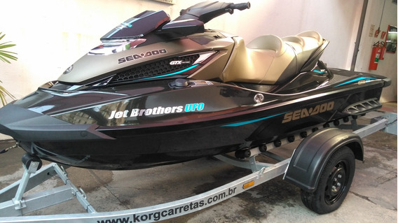 Sea Doo Gtx 300 Limited Ano 2016 122 Horas