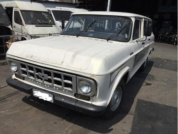 Chevrolet/gm Veraneio