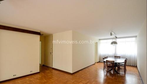 Imagem 1 de 15 de Apartamento Reformado Em Excelente Localização Do Jd Paulista - Ap3728