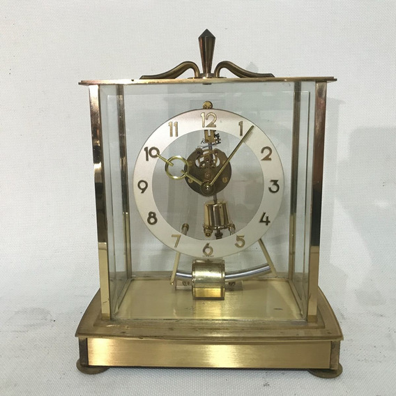 Hermoso Reloj Skeleton Kundo Original 100% Alemán Vintage***