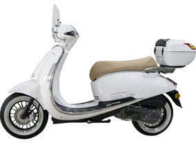 Moto Scooter Beta Tempo 150 Retro Promoción Urquiza Motos