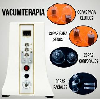 Nueva Vacuum Terapia Gluteos, Pechos,corporal Y Facial