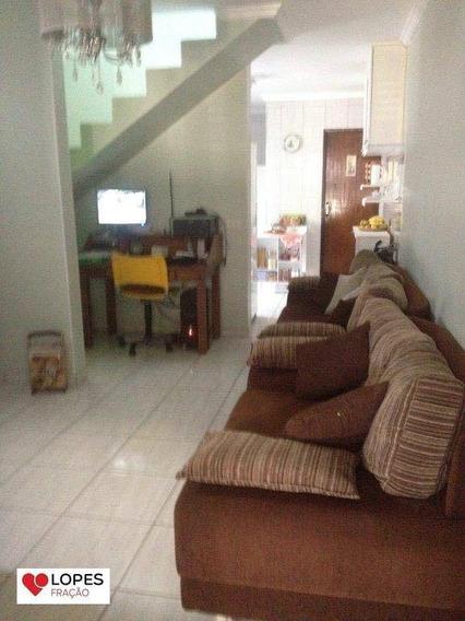 110 M² - Sobrado - Vila Nova Curuça, - 2 Dormitório- Z. Leste , 2 Suites, 2 Vagas Cbertas, Todo Em Cerâmica - Sobrado De Esquina - So0087