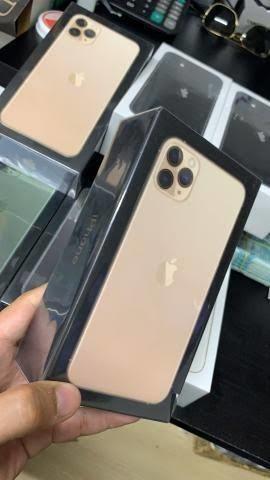 iPhone 11 Pró Max 512 Gb Dourado