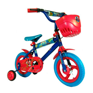 Bicicleta Unibike 12 Mickey