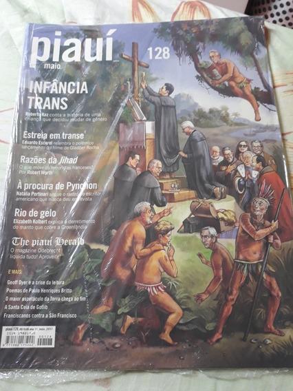 Revista Piauí Edicao 128