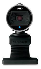 Web Cam Microsoft Lifecam Cinema Hd 360º H5d-00013 C/nfe