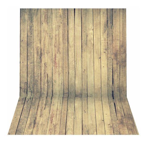 Fundo Fotográfico Madeira Rustica Em Tecido 1,5x2,2m - Fm10
