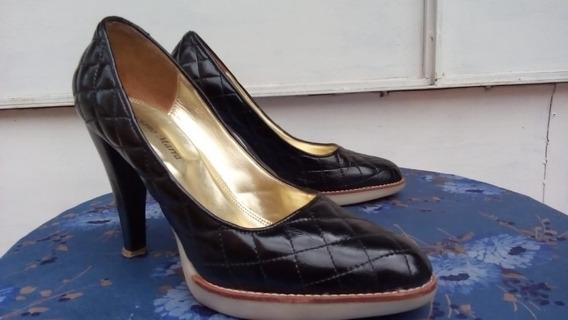 Zapatos Luciano Marra Talle 40 Muy Poco Uso Art 35