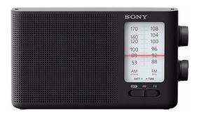 Rádio Sony Icf-19 Bandas Am/fm A Pilha