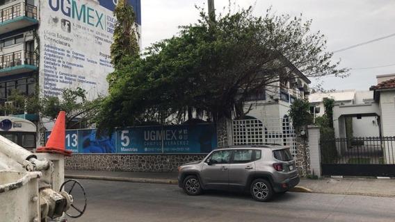 Se Vende Casa (c/terreno) En Centro De Veracruz