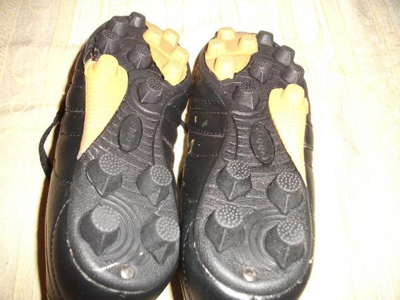 Zapatos Fútbol Marca Kappa Talla 36