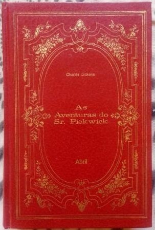 Livro - As Aventuras Do Sr. Pickwick