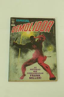 Hq Demolidor Especial N°1 Raro Ed. Abril Frank Miller 1988