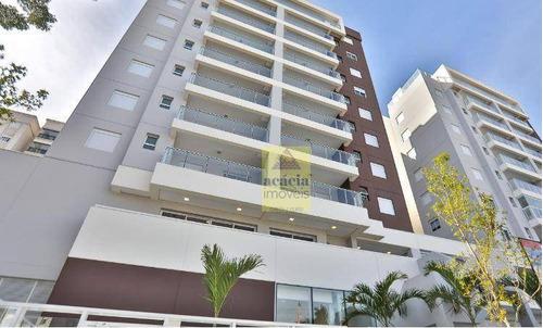 Imagem 1 de 22 de Apartamento Com 3 Dormitórios À Venda, 72 M² Por R$ 834.000,00 - Pompeia - São Paulo/sp - Ap1731
