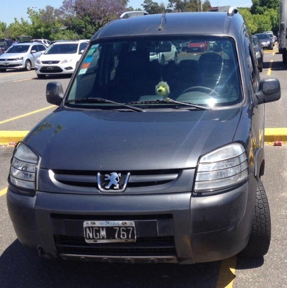 Único Dueño Vende Peugeot Partner Patagonica 1.6 Vtc Plus