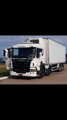 Scania P310 P310 8×2