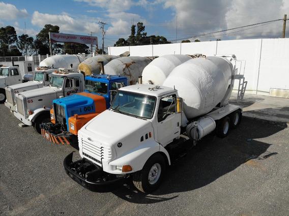 Camion Revolvedora De Concreto Olla Sterling Trompo
