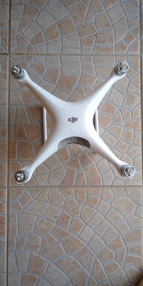 Drone Dji Phantom 4 Standard. A Base De Troca