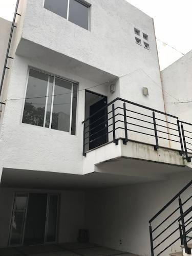 Casa Nueva En Venta Picacho Ajusco Condominio Horizontal