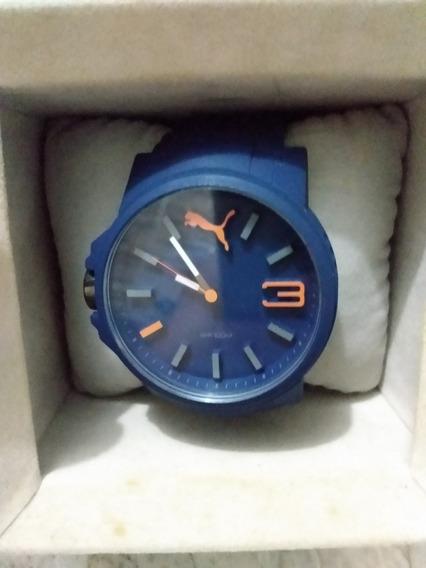 Relógio Puma Azul