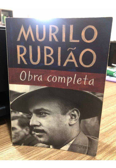 Livro Murilo Rubião Obra Completa