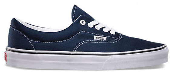 Zapatillas Vans Era Color Navy 100% Originales !!!