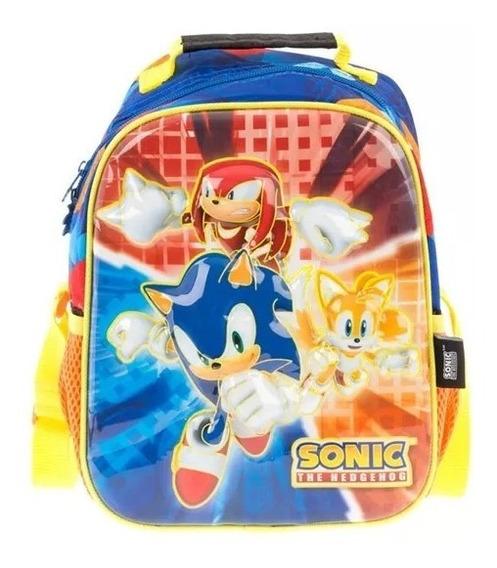 Lonchera Escolar Sonic Tz601